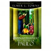 Livro: Orando Segundo As Cartas De Paulo | Timothy Keller