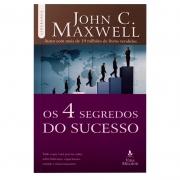 Livro: Os 4 Segredos Do Sucesso | John C. Maxwell