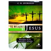 Livro: Os Milagres De Jesus - Vol. 3 | C.H. Spurgeon