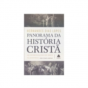 Livro: Panorama Da Historia Cristã    Hernandes Dias Lopes