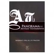 Livro: Panorama Do Antigo Testamento   Andrew E. Hill & J. H. Walton