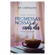 Livro: Promessas Nossas De Cada Dia | Jb Carvalho
