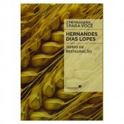 Livro: Tempo de Restauração | Hernandes Dias Lopes