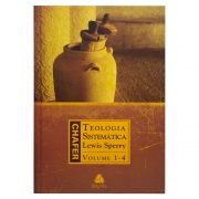 Livro: Teologia Sistemática De Chafer | 2 Volumes | Lewis Sperry