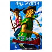 Livro: Tj E Os Aloprados Do Tempo Aaaiii | Bill Myers