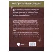 Livro: Três Tipos De Filosofia Religiosa | Gordon H. Clark