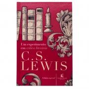 Livro: Um Experimento Em Crítica Literária | C. S. Lewis