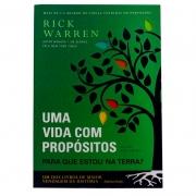 Livro: Uma Vida Com Propósitos   Rick Warren