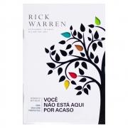 Livro: Você Não Está Aqui por Acaso   Edição de Bolso   Rick Warren