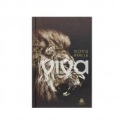 Nova Bíblia Viva Rugido | Nova Bíblia Viva | Capa Dura | Marrom