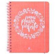 Planner: Meu Plano Perfeito Rosa | Capa Dura