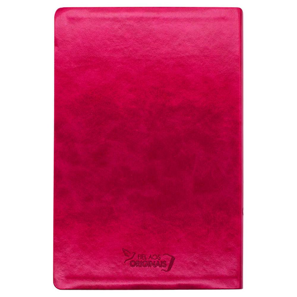 A Bíblia Da Mulher   ARA   Capa Couro Sintético   Violeta