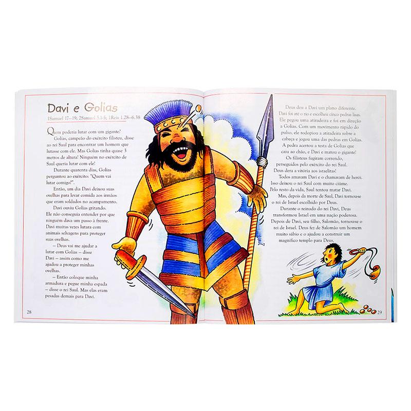 A Bíblia das Crianças | Leena Lane | Infantil | Brochura | Verde