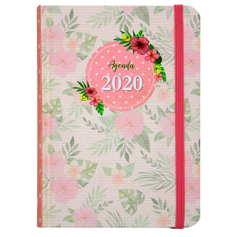 Agenda Feminina De Bolso 2020 |Pão Diário