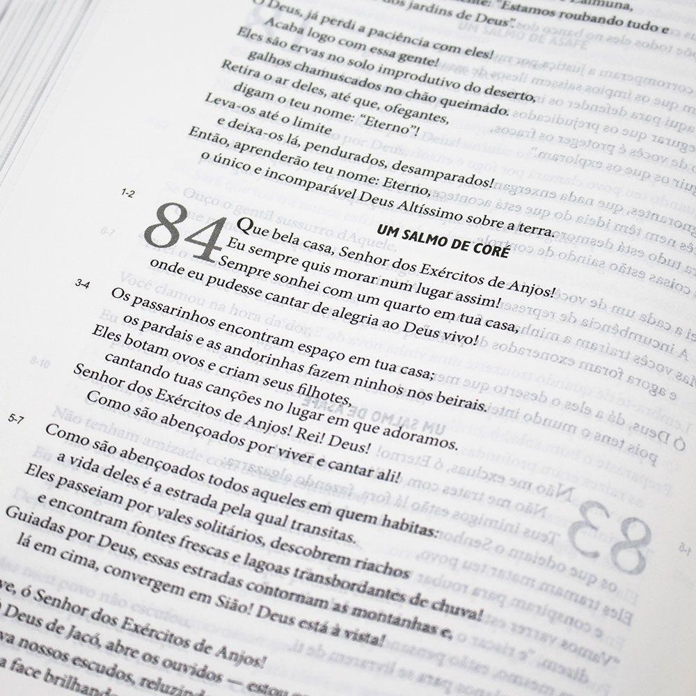 Bíblia A Mensagem | Linguagem Contemporânea | Capa Dura |Verde