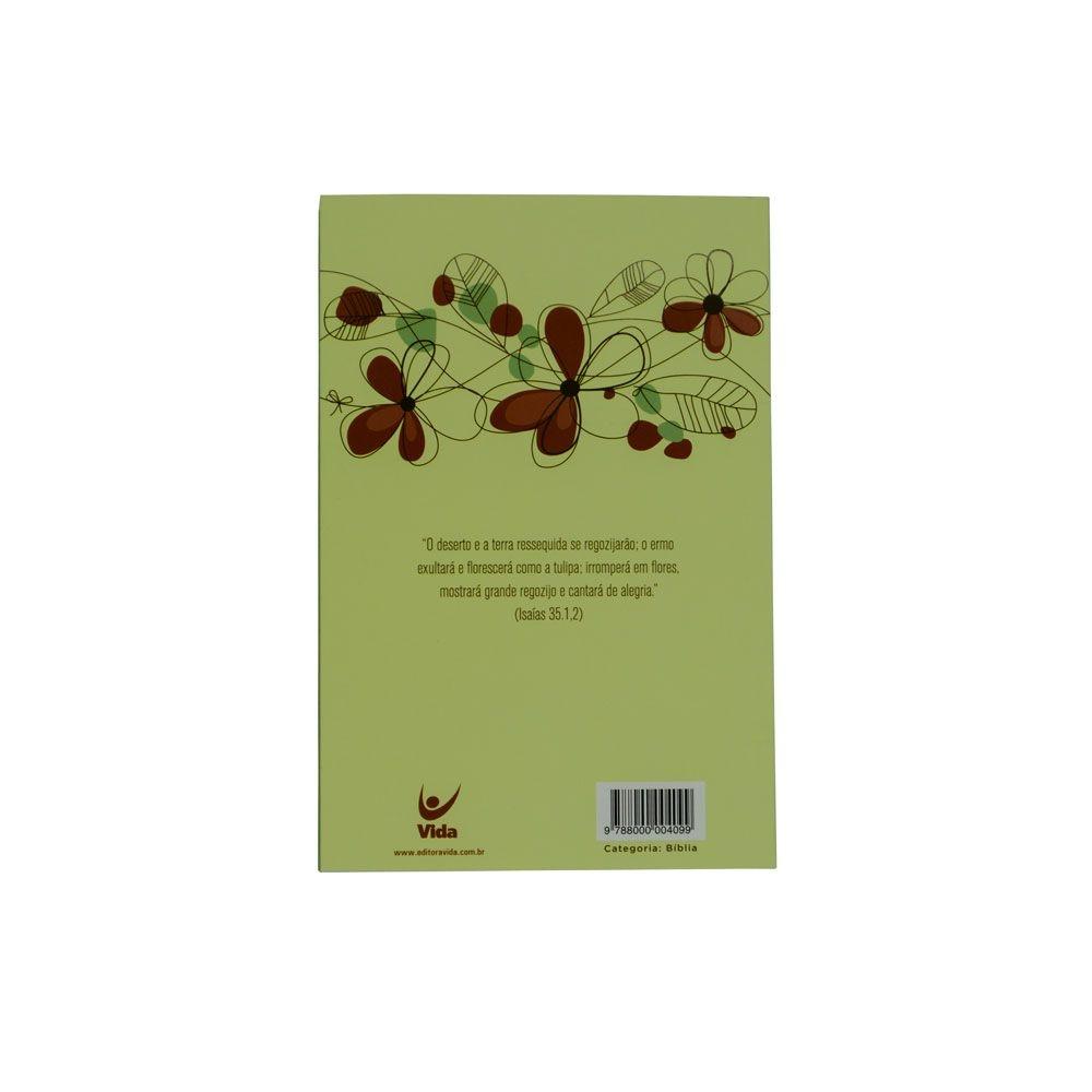 Bíblia Apaixonada Pela Palavra | NVI | Capa Brochura | Bege
