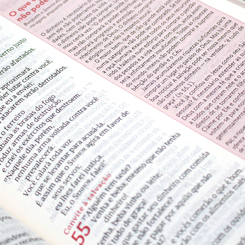 Bíblia De Estudos Da Mulher   NVT   Capa Luxo   Letra Grande   Preta