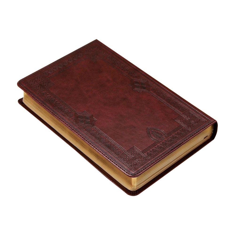Bíblia De Transformação Pessoal | NTLH | Couro Sintético | Marrom