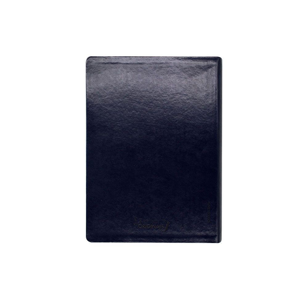 Bíblia Do Pregador Pentecostal Com Índice   NAA   Couro Sintético   Azul