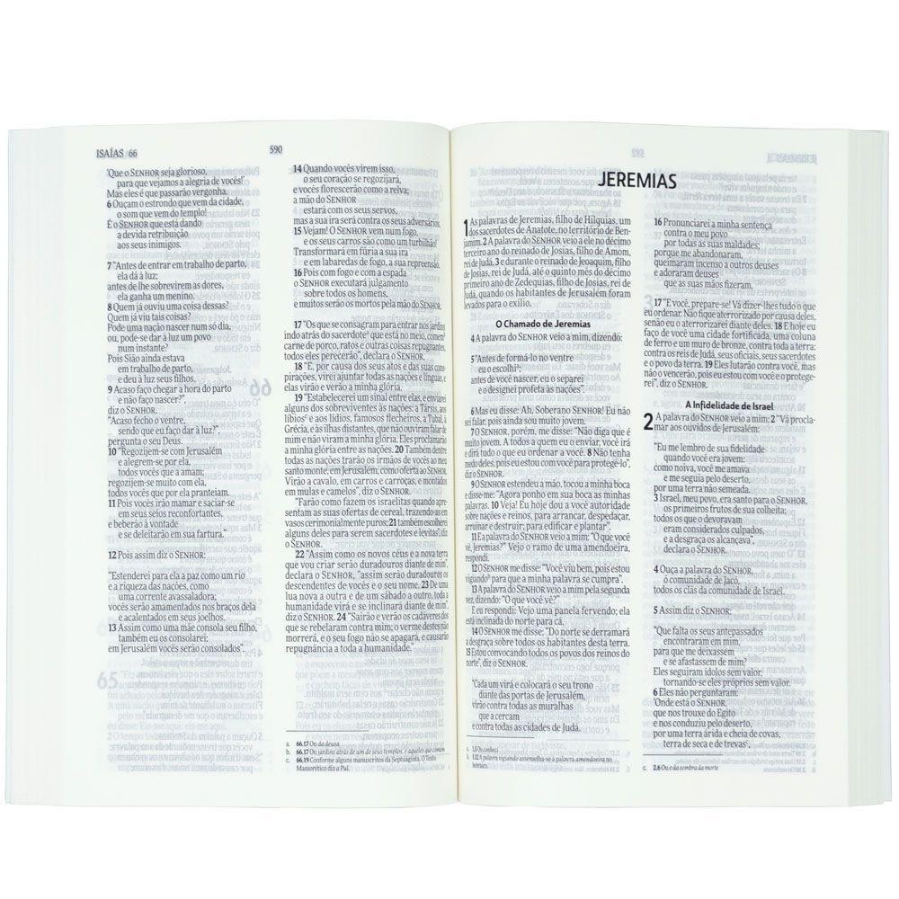 Bíblia Está Consumado   NVI   Capa Brochura   Marrom