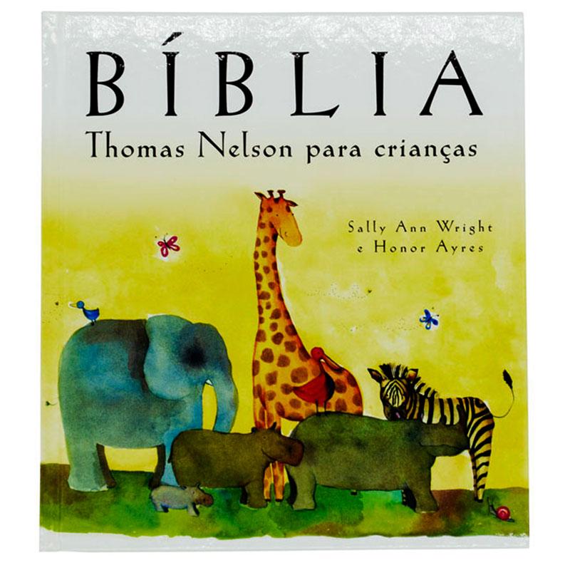 Bíblia Infantil para Crianças   Material Didático