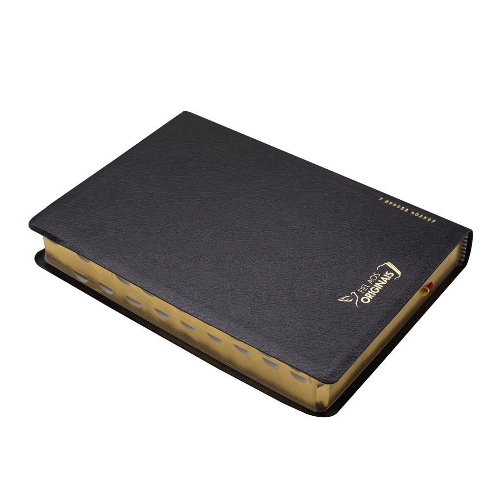 Bíblia Sagrada | ARC | Capa Bonded | Preta