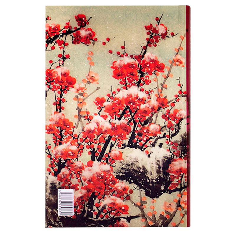 BÍBlia Sagrada Flores De Inverno   Nvi   Capa Dura   Ilustrada