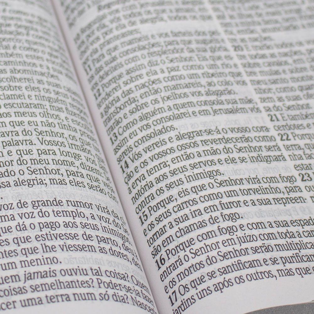 Bíblia Sagrada   Harpa Avivada E Corinhos   Capa Rosa E Dourada