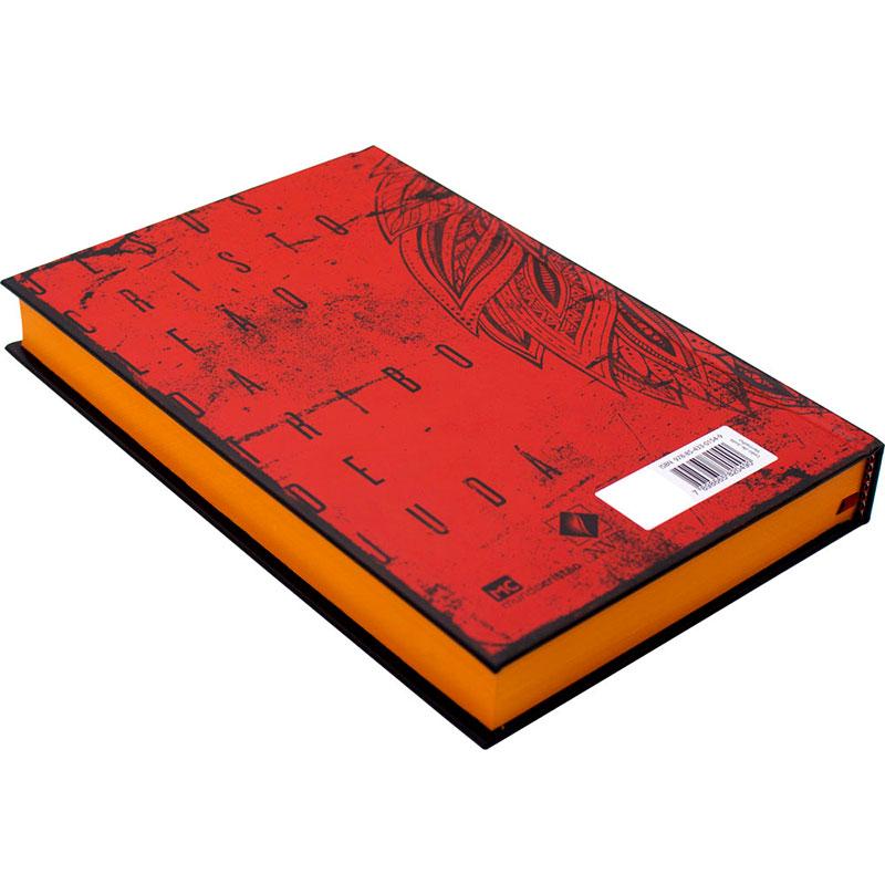 Bíblia Sagrada Leão De Judá | NVT | Capa Dura | Vermelho