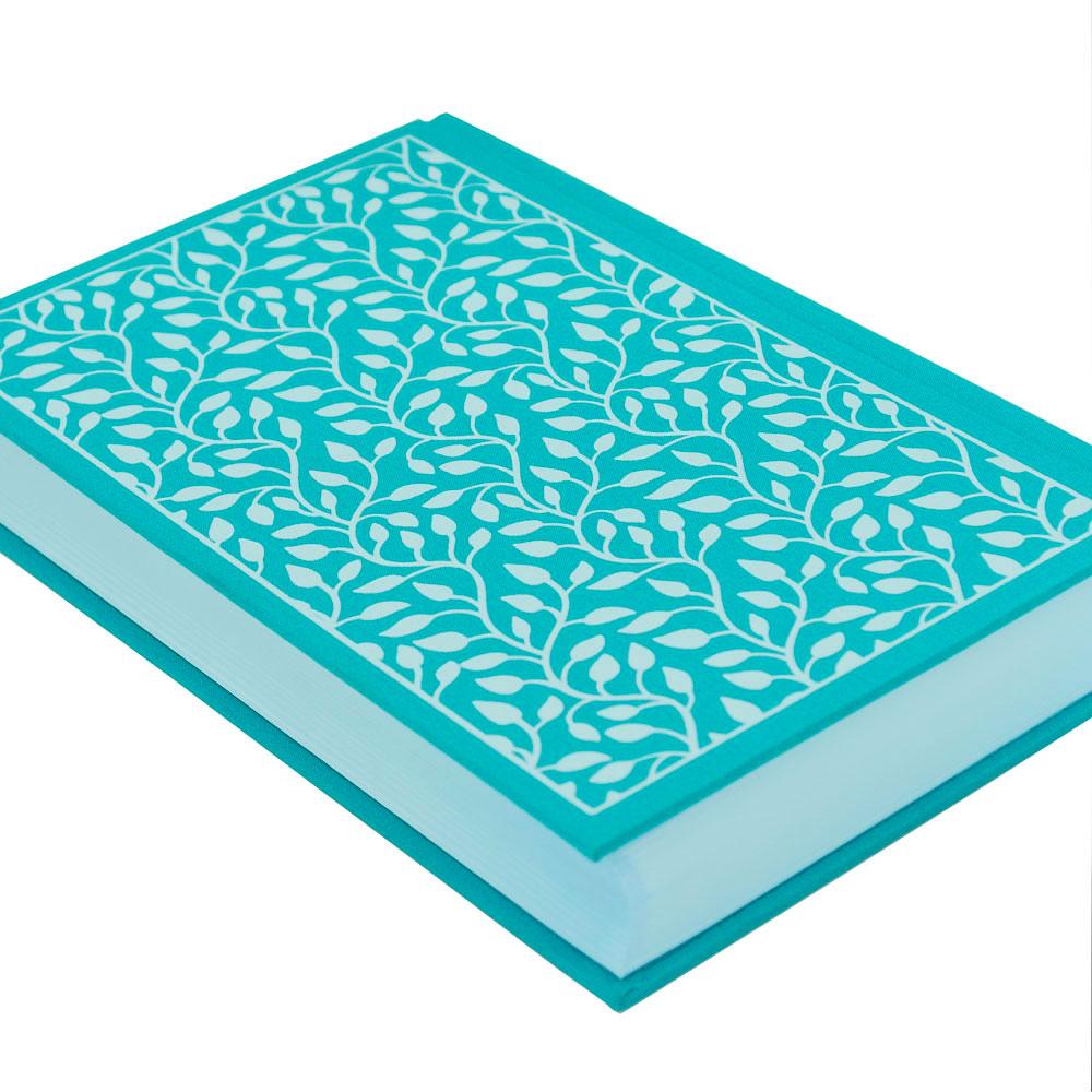 Bíblia Sagrada Leitura Perfeita   NVI   Tecido   Verde