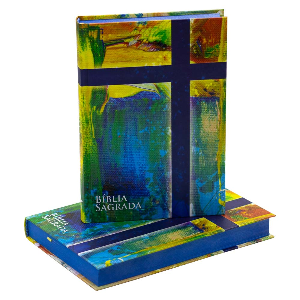 Bíblia Sagrada | Naa | Mude o Brasil Pela Bíblia | Capa Dura Ilustrada