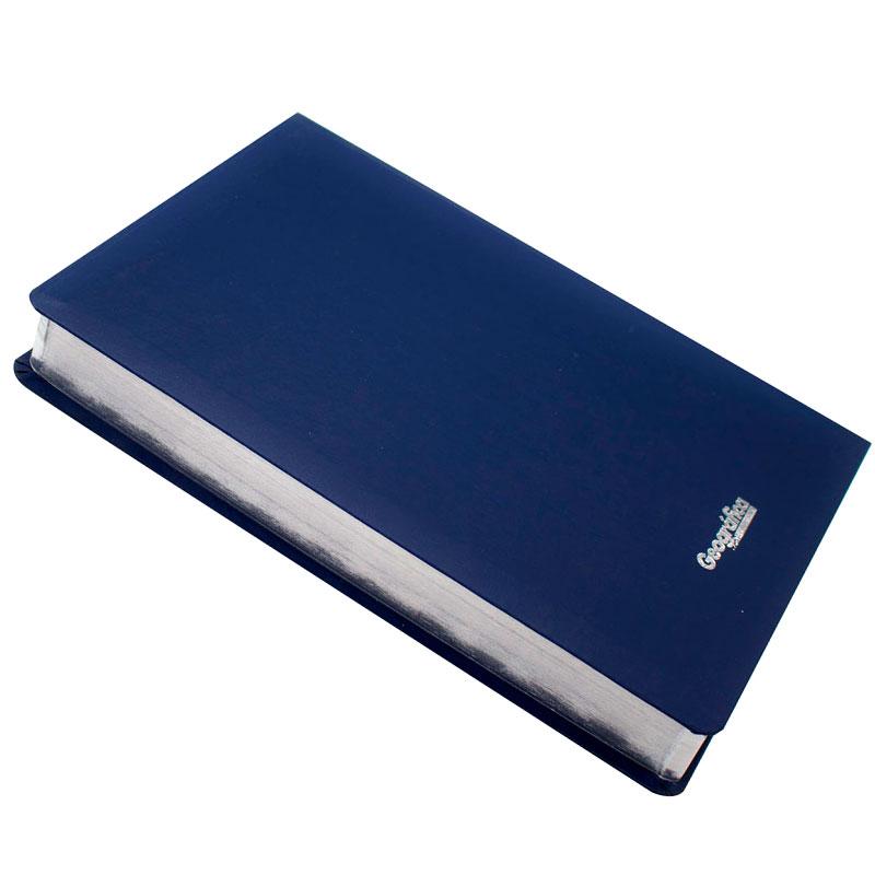 Bíblia Sagrada Nova Ortografia   NVI   Capa Semiflexível   Letra Extragigante   Azul