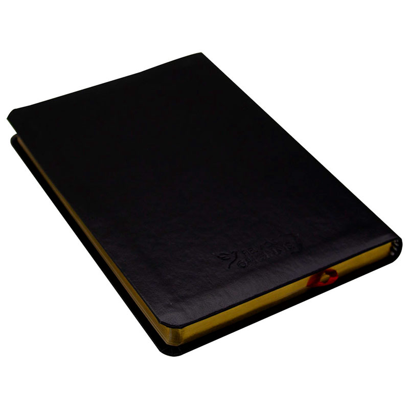 Bíblia Sagrada Slim   NAA   Capa Couro Sintético Preta
