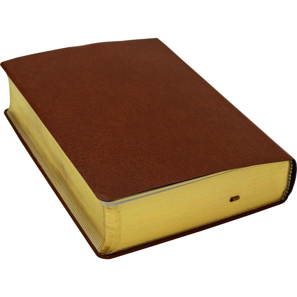 Bíblia Shedd | ARA | Bonded | Marrom