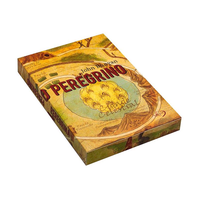 Box O Peregrino E A Peregrina   Jonh Bunyan