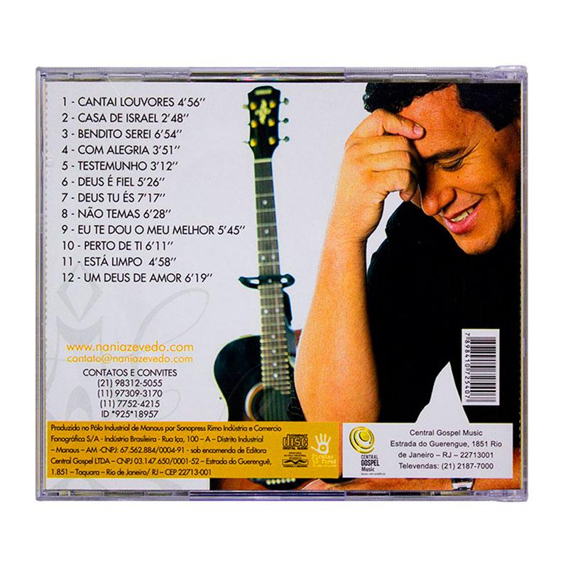 CD Bendito Serei | Nani Azevedo
