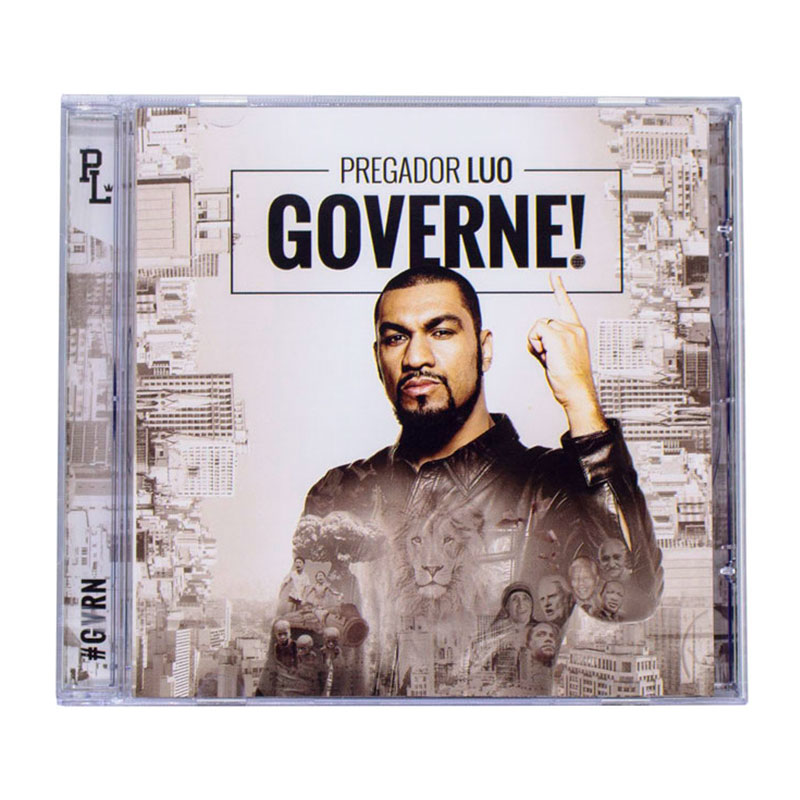 CD: Governe   Pregador Luo