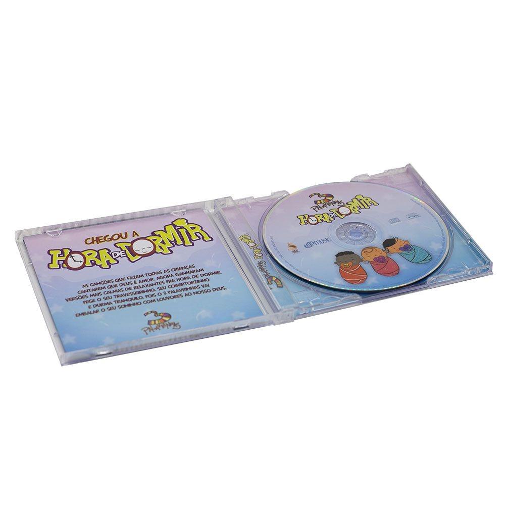 CD: Hora De Dormir | 3 Palavrinhas
