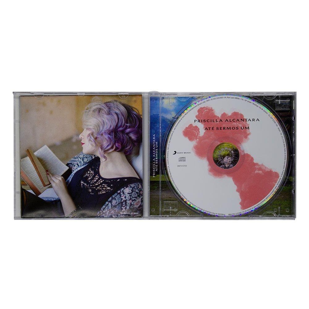 CD Priscilla Alcântara | Até Sermos Um