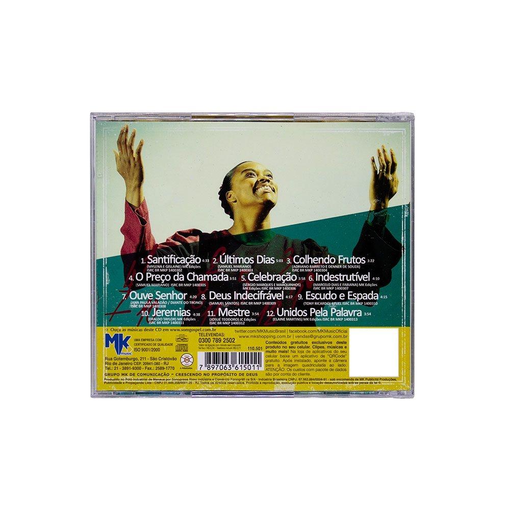 CD Santificação   Elaine Martins