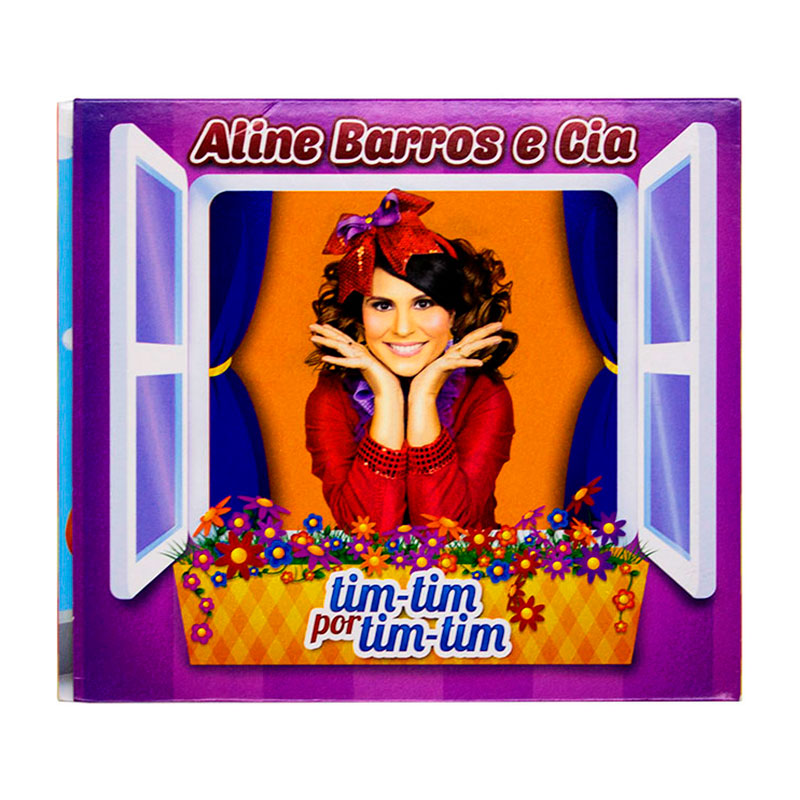 CD Tim Tim Por Tim Tim | Aline Barros