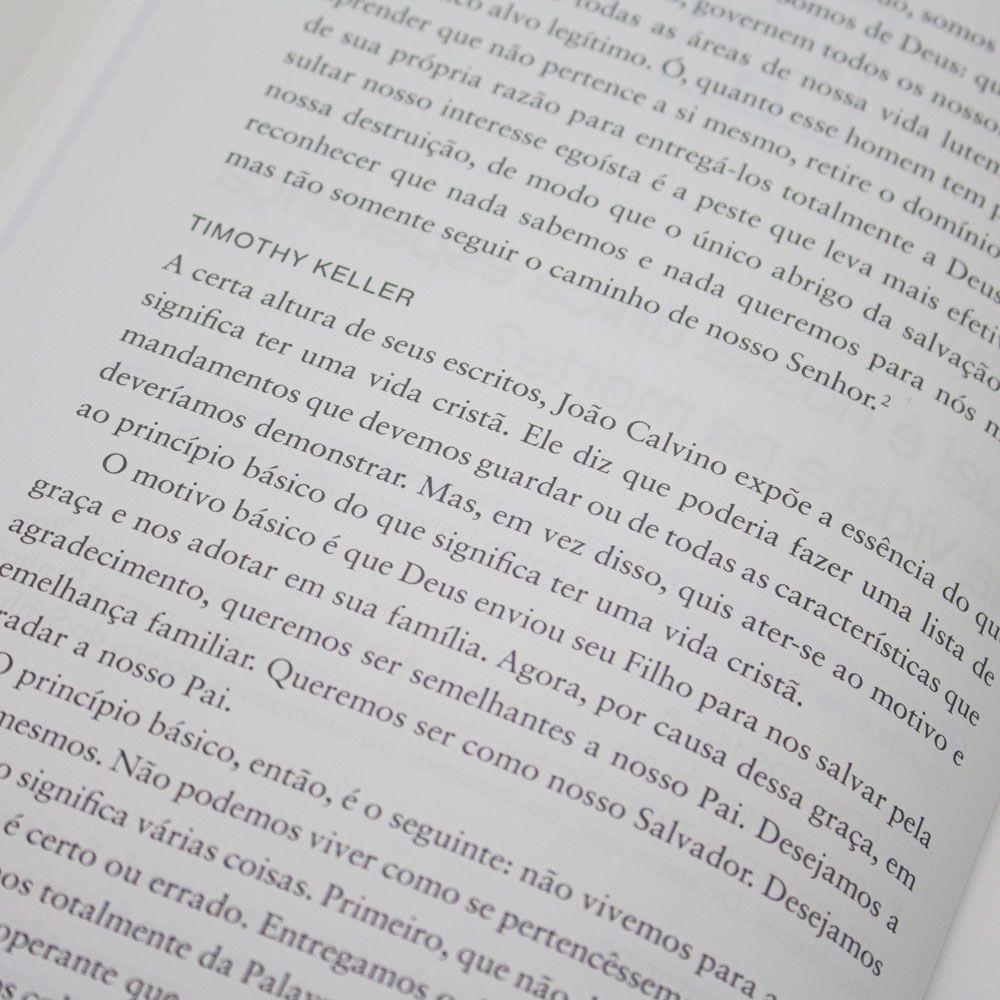 Devocional: Catecismo Nova Cidade | Tomothy Keller