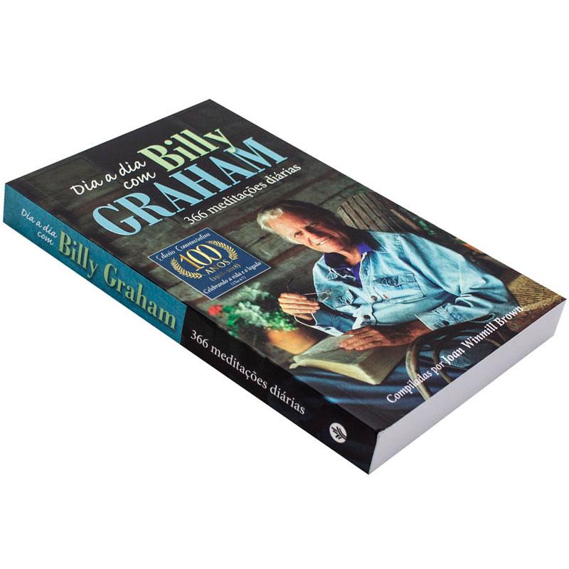 Devocional Dia A Dia Com Billy Graham   Billy Graham