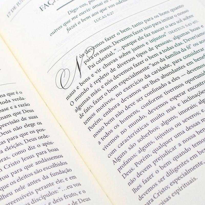 Devocional: Dia A Dia Com Jonathan Edwards - Capa Dura | Jonathan Edwards