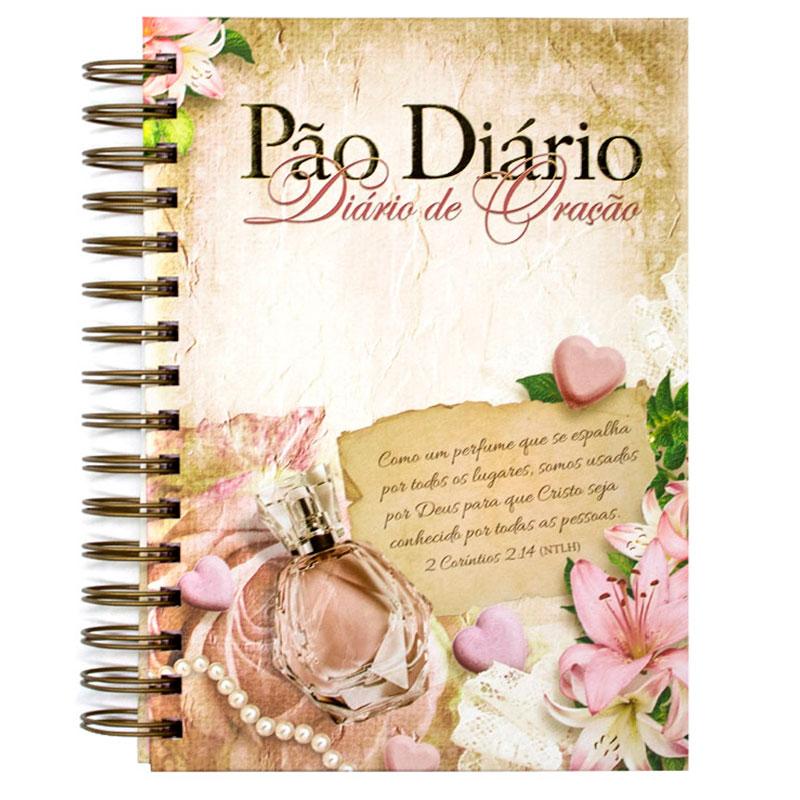 Devocional: Diário De Oração | Perfume | Ministério Pão Diário
