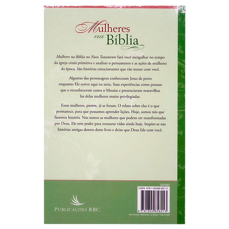 Devocional  Mulheres Na Bíblia Vol .3 | Eunice Faith