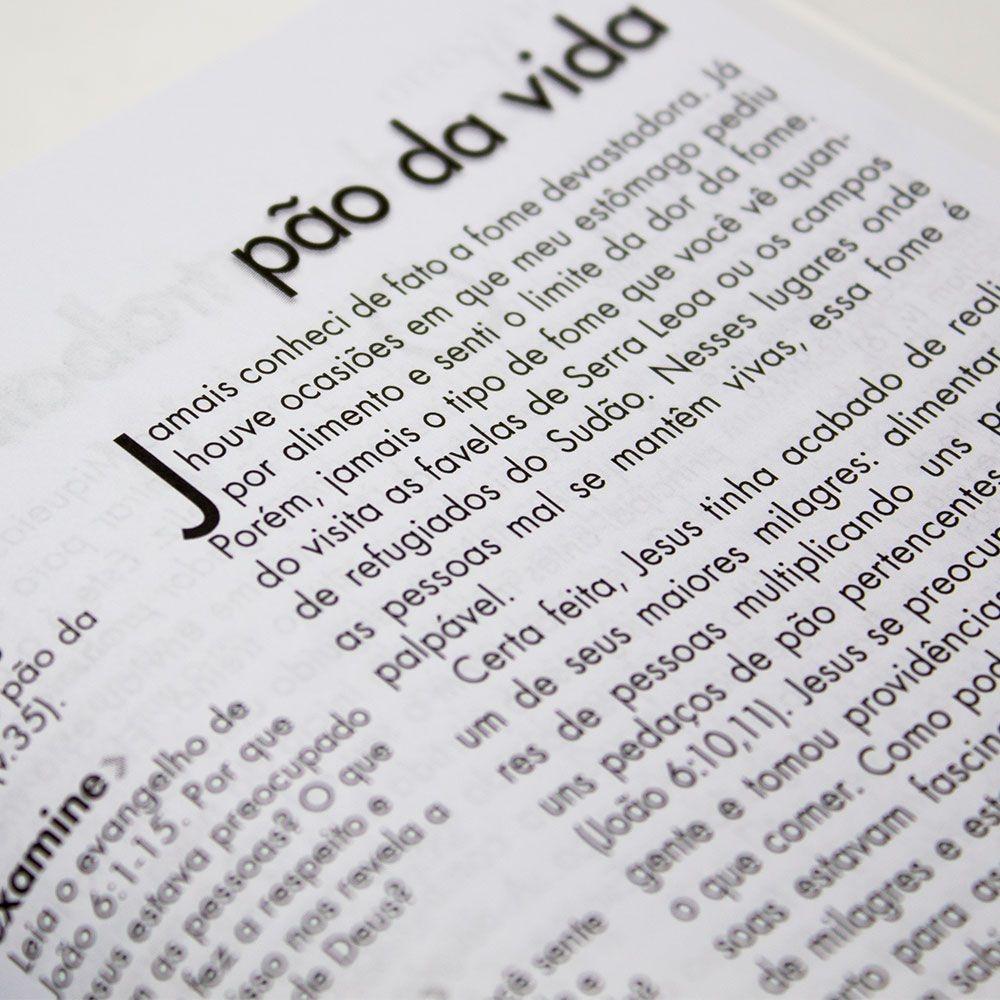 Devocional: Nosso Andar Diário Vol. 11   Capa Paisagem