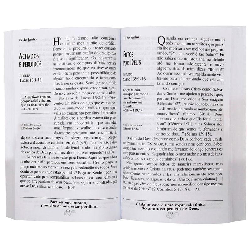 Devocional: Pão Diário Volume 17 | Capa Família
