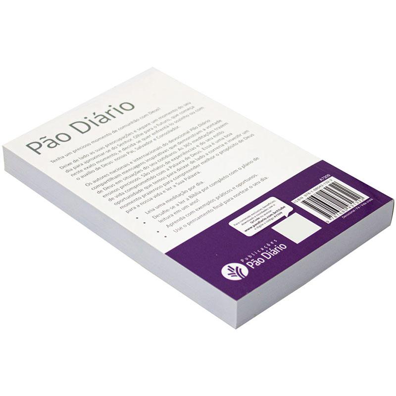 Devocional: Pão Diário 20   Caixa Presente