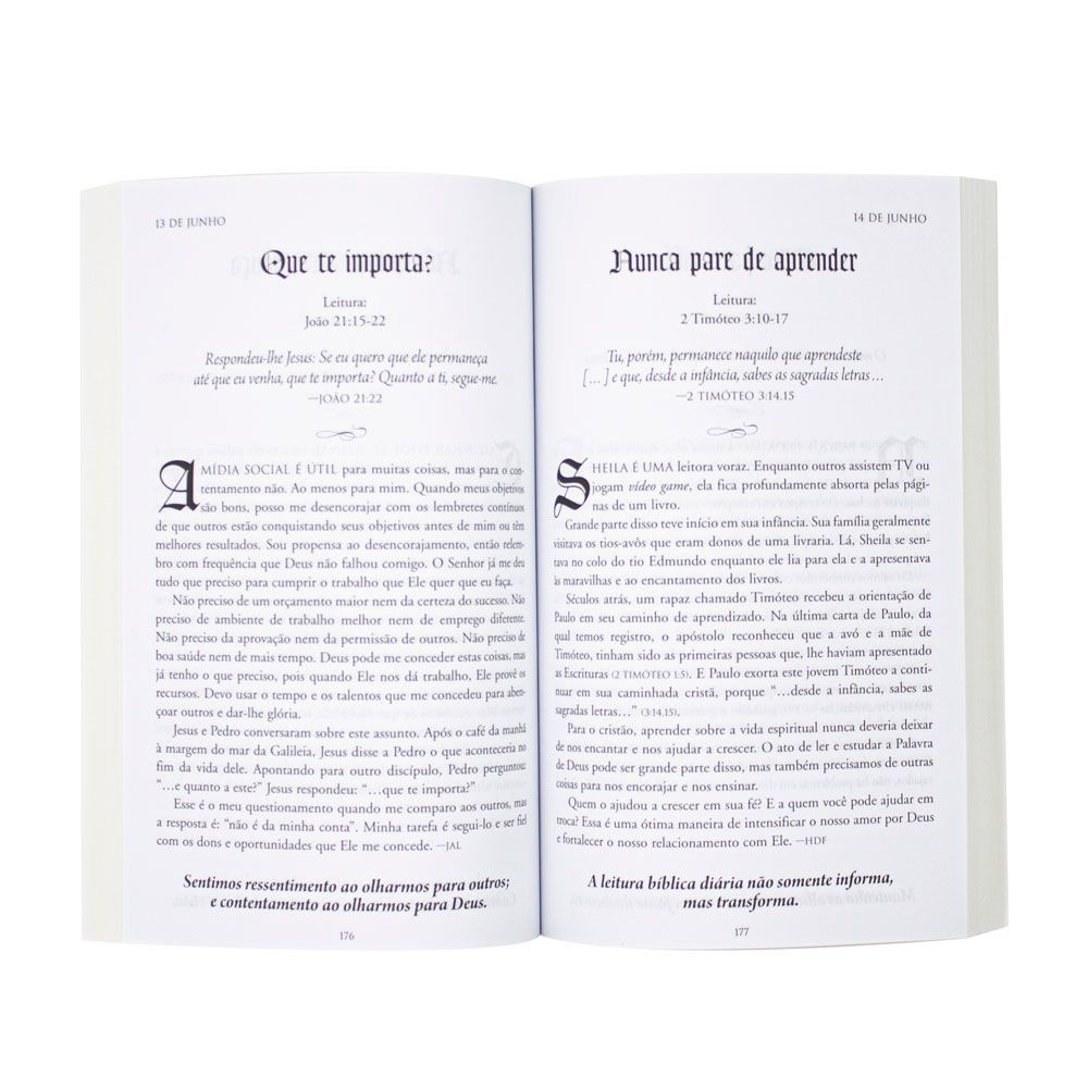 Devocional Pão Diário | Edição Comemorativa 500 Anos Da Reforma